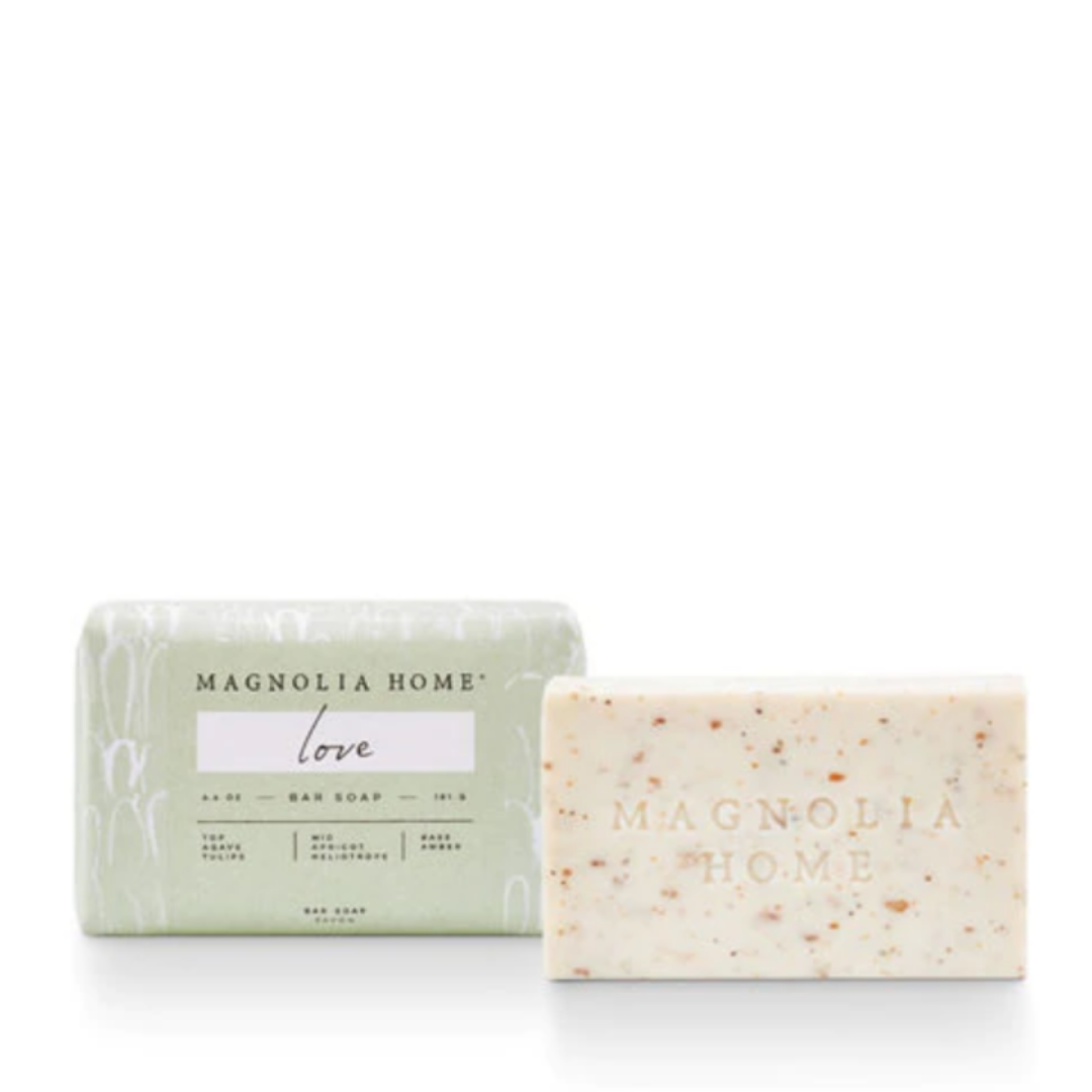 Image For Magnolia Home - Bar Soap - Love