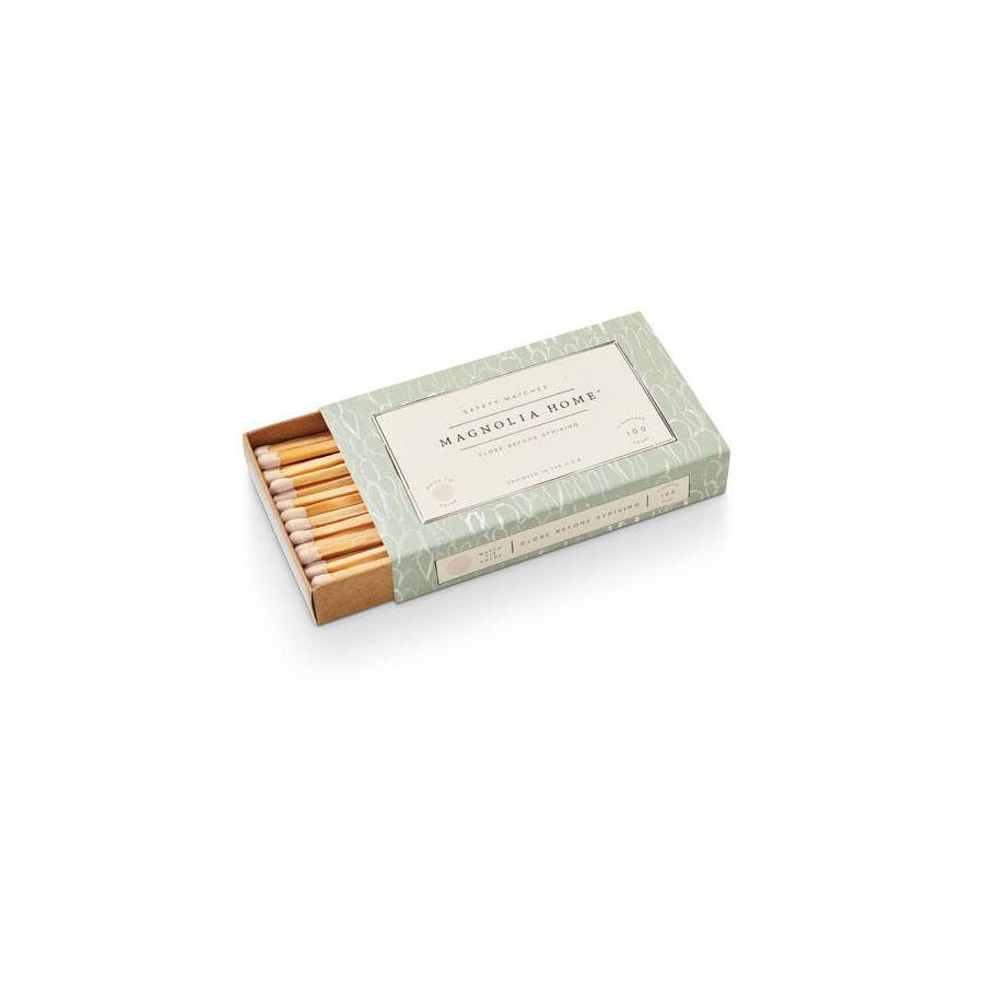 Image For Magnolia Home - Set of Matches - Love