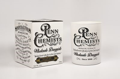 Image For Penn Chemists - Candle - Chelsea Girl