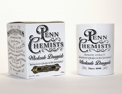 Image For Penn Chemists - Candle - Cut and Shave