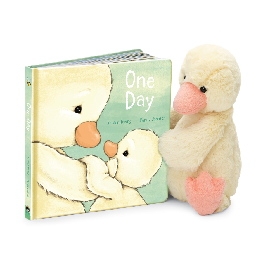 Image For Jellycat - Book - One Day