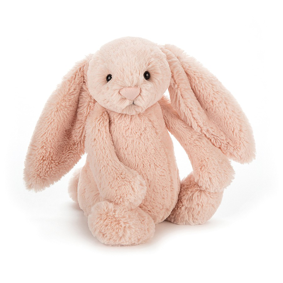 Image For Jellycat - Bashful Bunny Medium - Blush