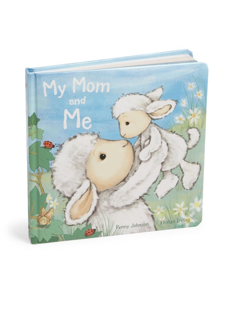 Image For Jellycat - Book - My Mom and Me