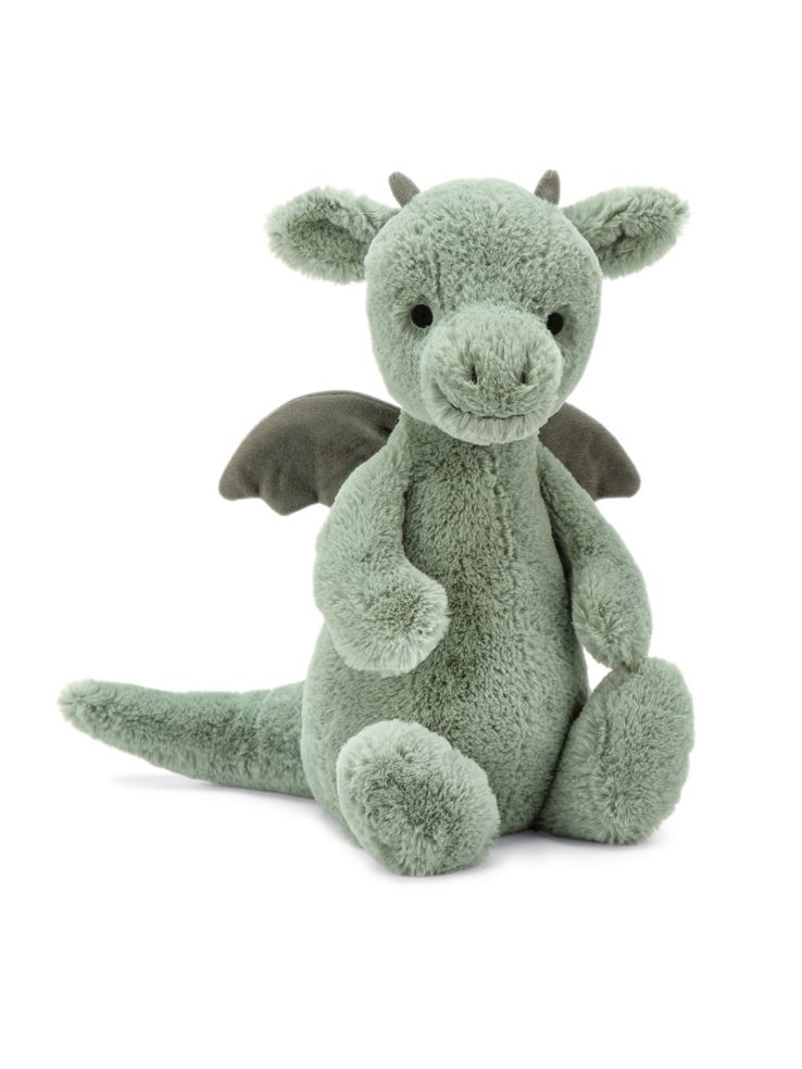 Image For Jellycat - Bashful Dragon - Medium
