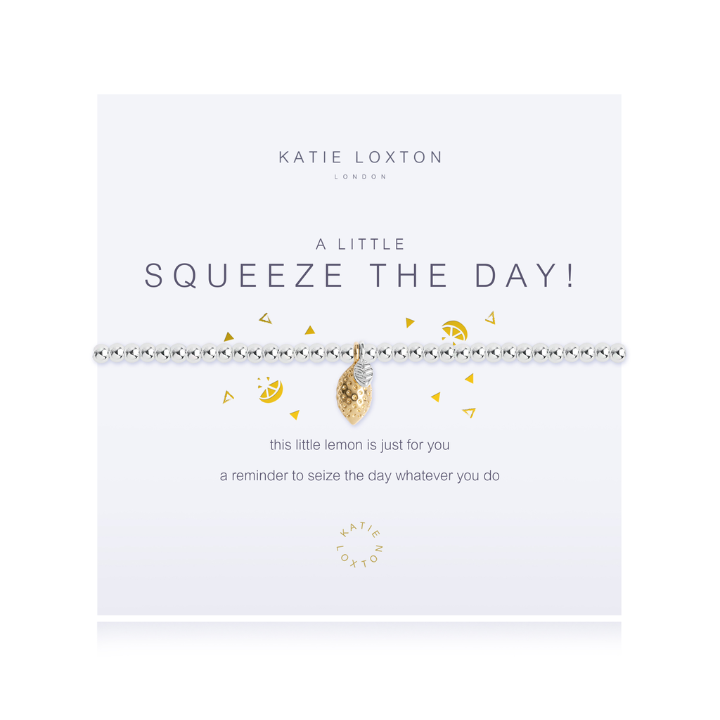 Image For Katie Loxton - Bracelet - Squeeze the Day