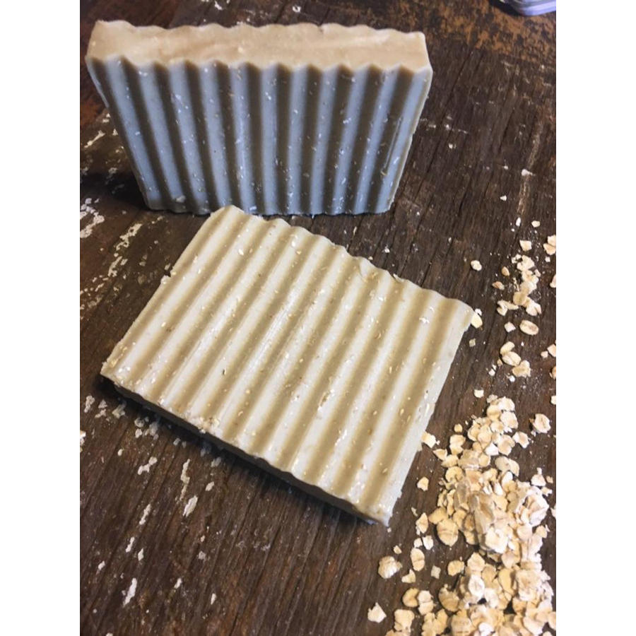 Image For Springtop Farms - Goat Milk Soap - Oatmeal and Honey
