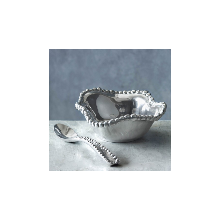 Image For Beatriz Ball - Organic Pearl - Bowl with Spoon