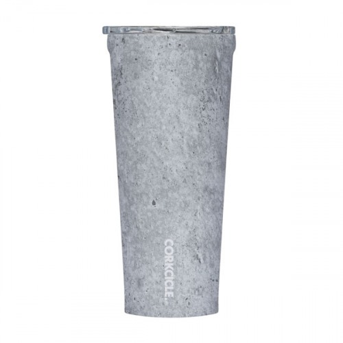 Image For Corkcicle - 16 oz. Tumbler - Concrete