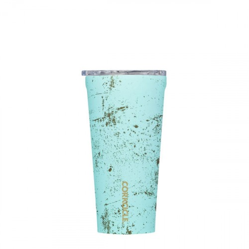 Cover Image For Corkcicle - 16 oz. Tumbler - Bali Blue