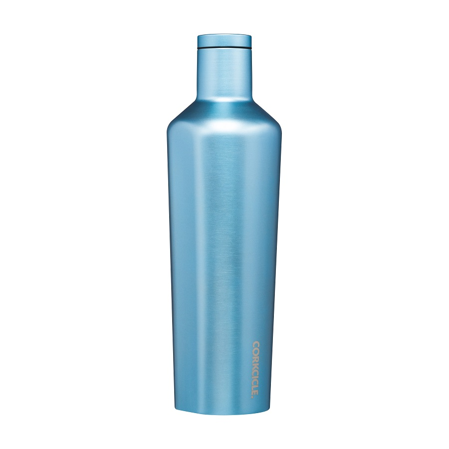 Image For Corkcicle - 25 oz. Canteen - Moonstone Metallic