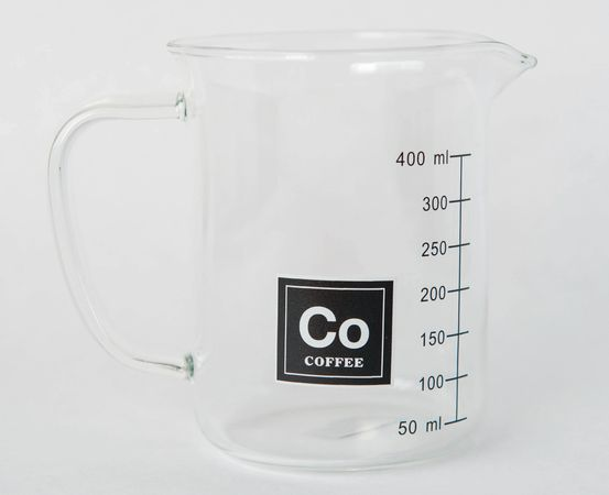 Image For Ted Miller Innovation - Coffee Beaker