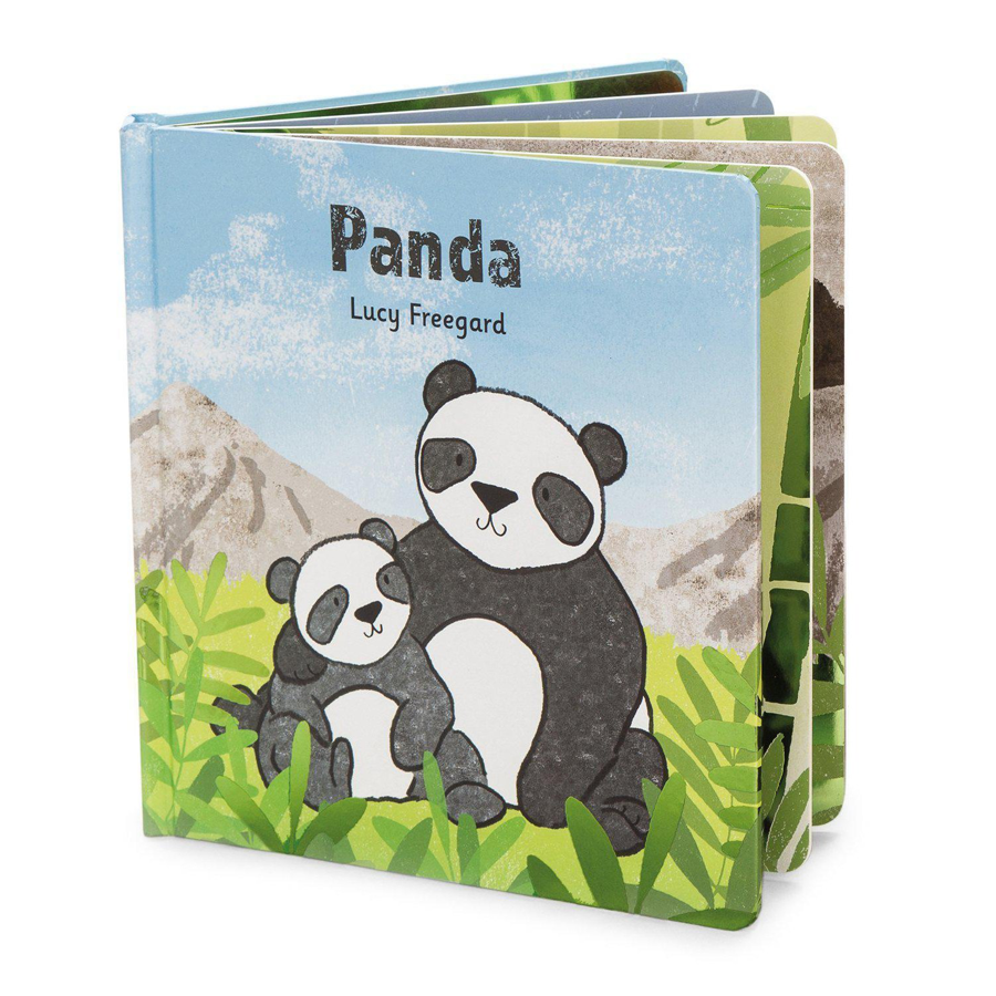 Image For Jellycat - Book - Panda