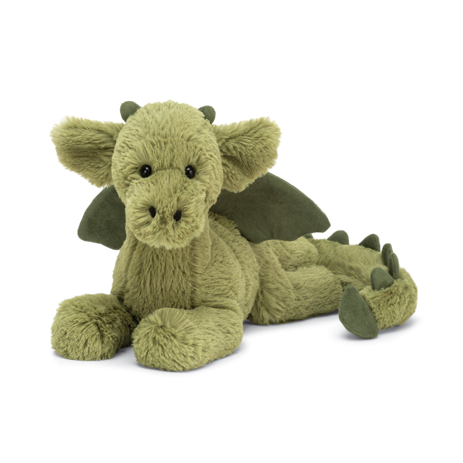Image For Jellycat - Monty Dragon