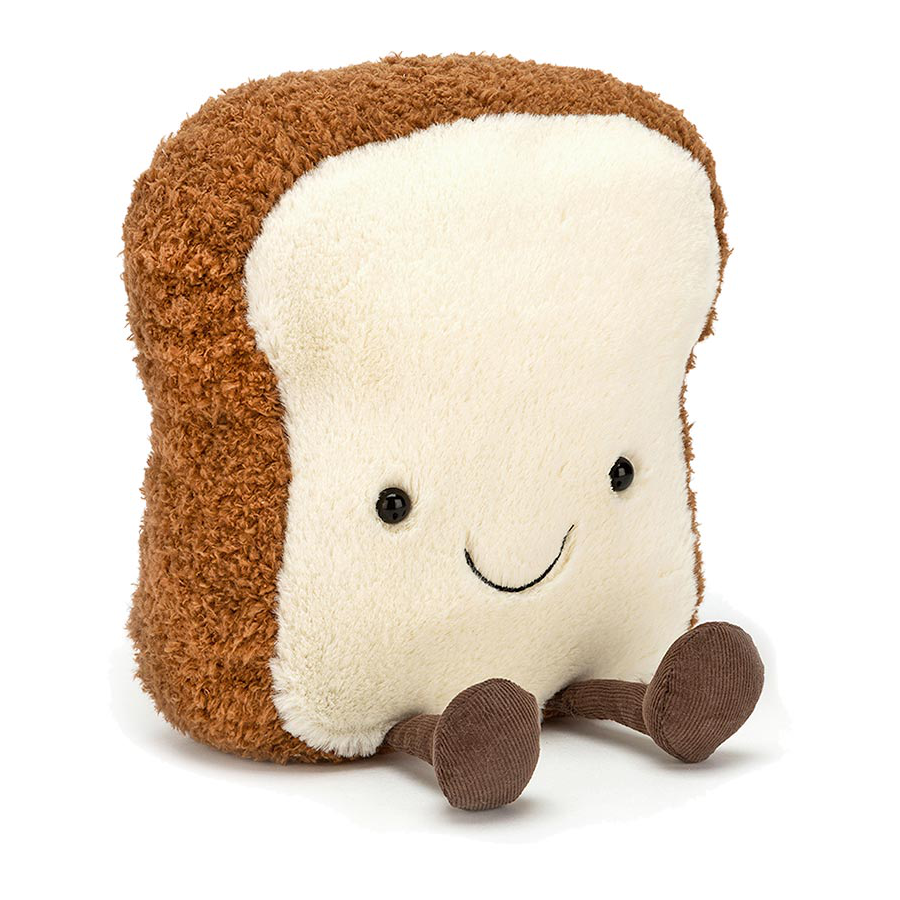 Image For Jellycat - Amuseables - Toast
