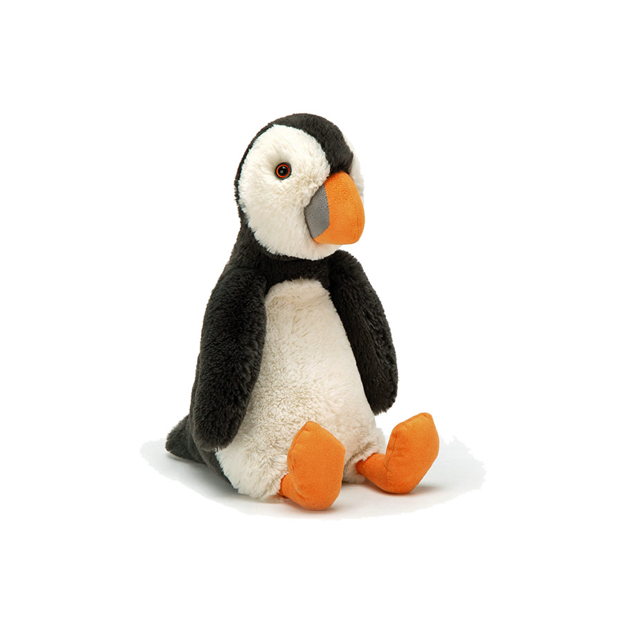 Image For Jellycat - Bashful Puffin - Medium