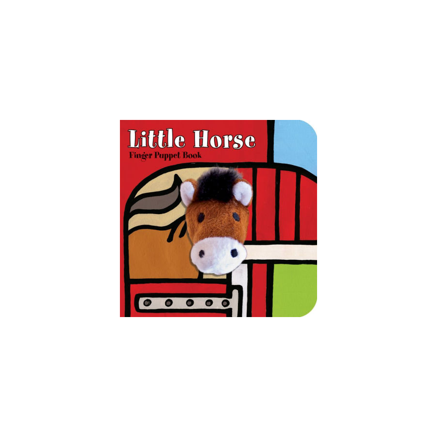 Image For Chronicle Books - Finger Puppet Books - Little Horse