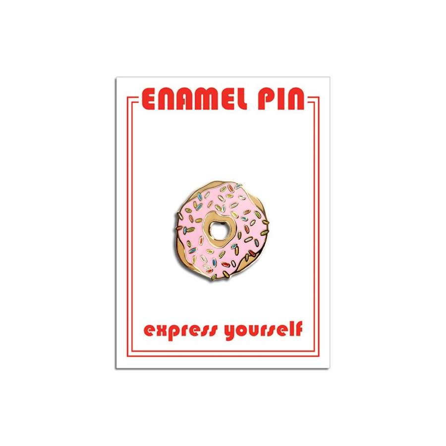 Image For The Found - Pin - Donut