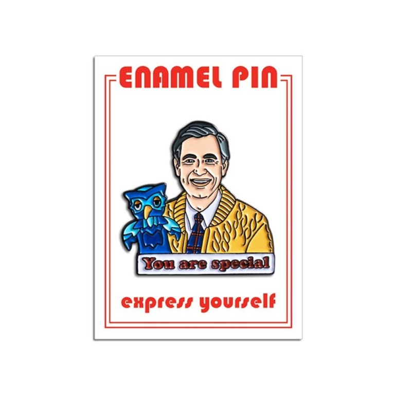 Image For The Found - Pin - Mr. Rogers
