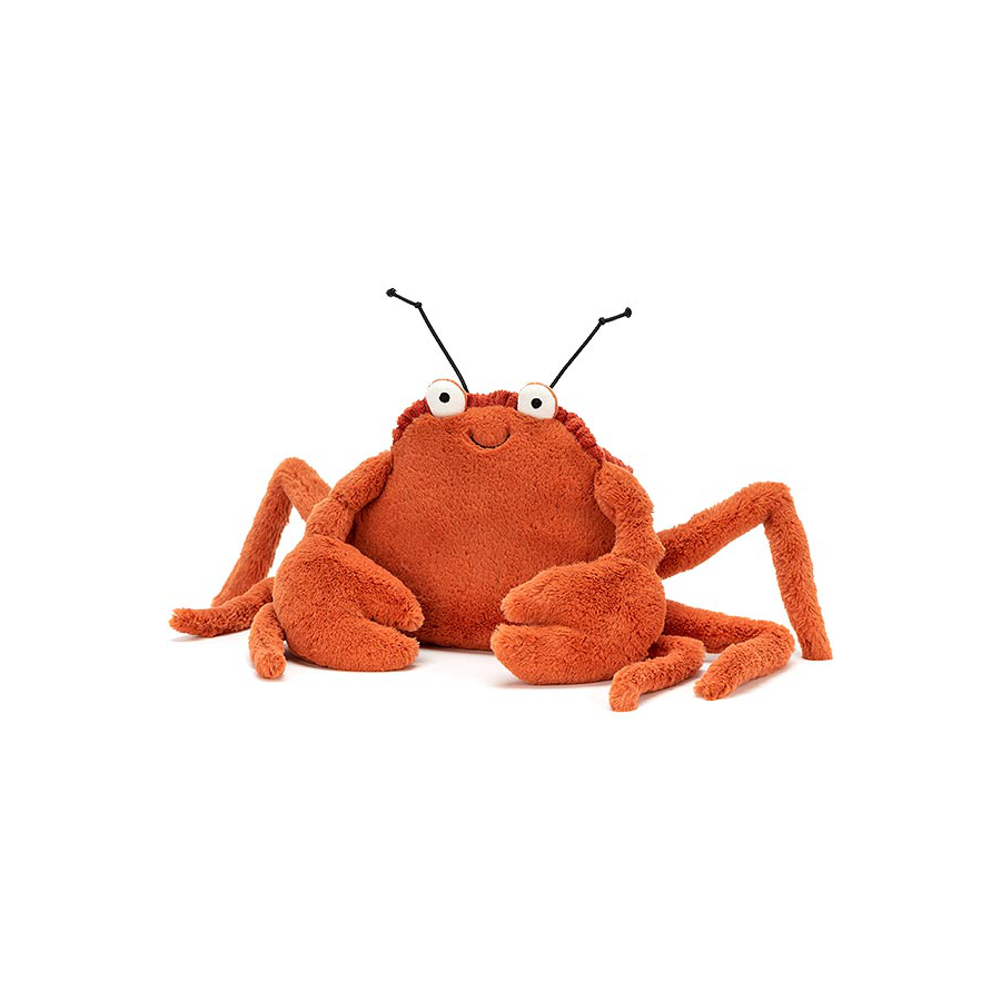 Image For Jellycat - Crispin Crab
