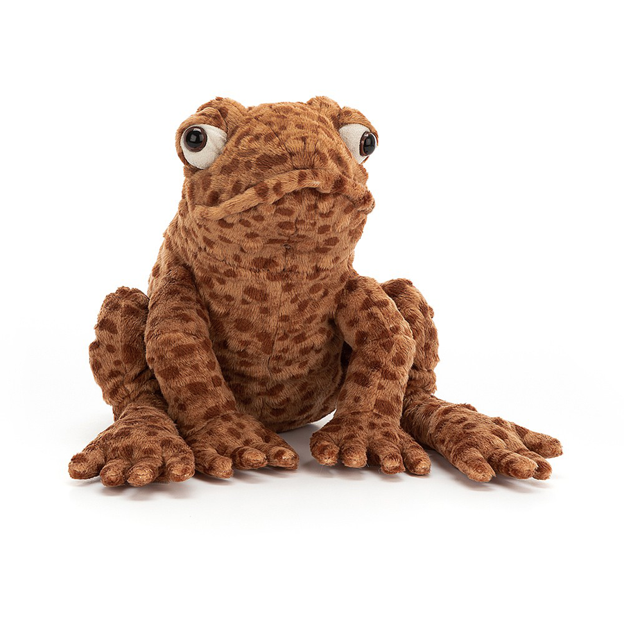 Image For Jellycat - Toby Toad