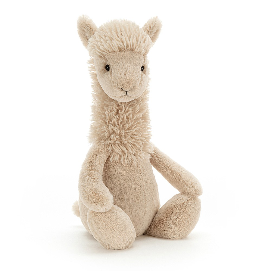 Image For Jellycat - Bashful Llama - Medium