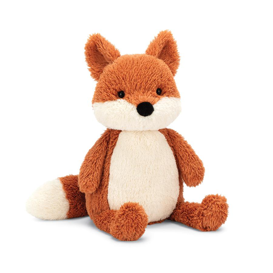 Image For Jellycat - Peanut Fox