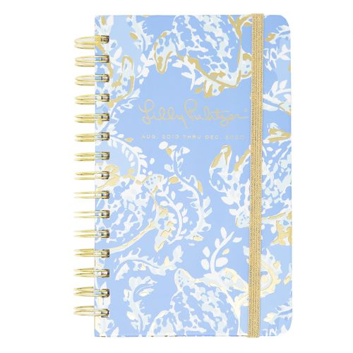 Image For Lilly Pulitzer - Medium 17 Month Agenda - Turtley Awesome