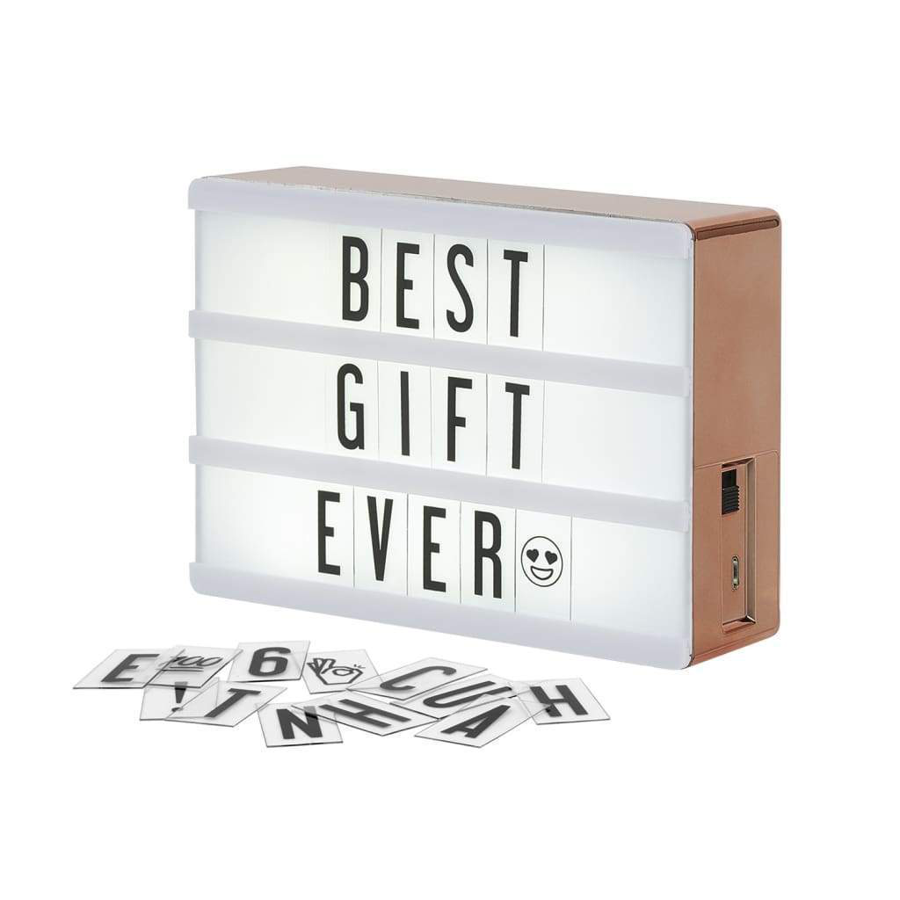 Image For Amped & Co - Micro Light-box - Rose Gold