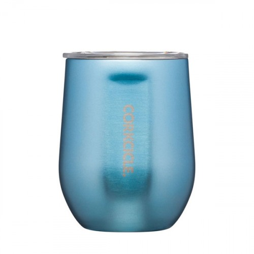 Image For Corkcicle - 12 oz. Stemless - Moonstone Metallic