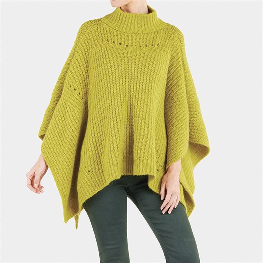 Cover Image For Coco + Carmen - Knit Pullover - Antique Moss