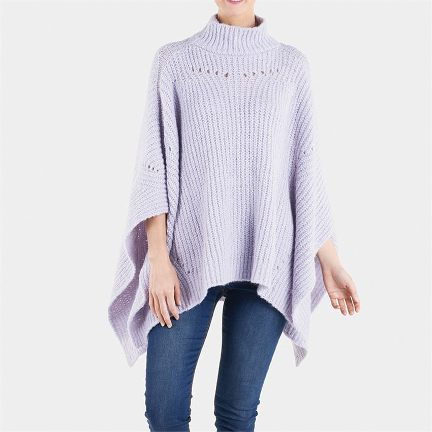 Image For Coco + Carmen - Knit Pullover - Heather