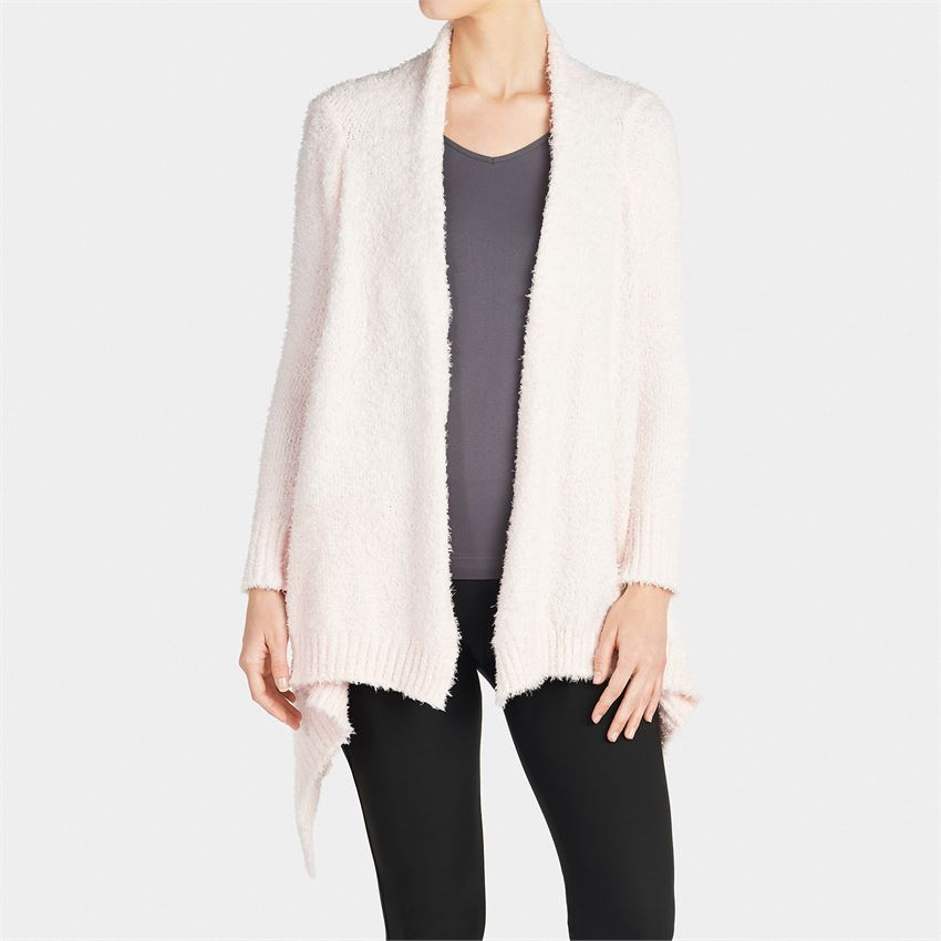 Image For Coco + Carmen - Cozy Cardigan - Light Pink