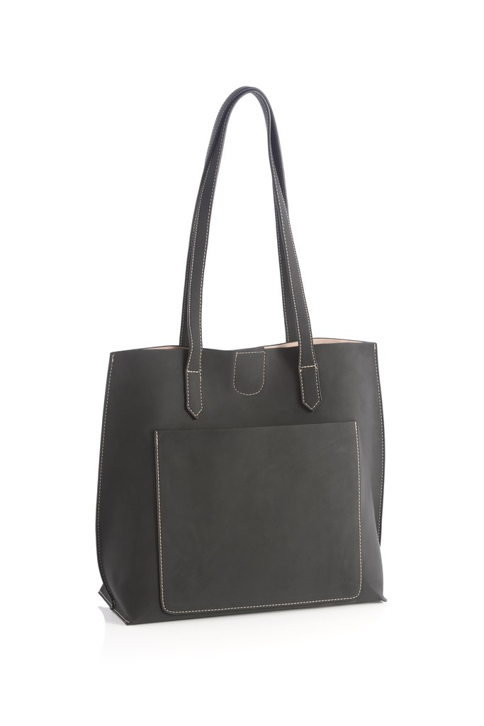 Image For Shiraleah - Blair Tote - Black
