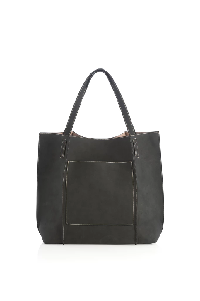 Image For Shiraleah - Blair Tote Large - Black