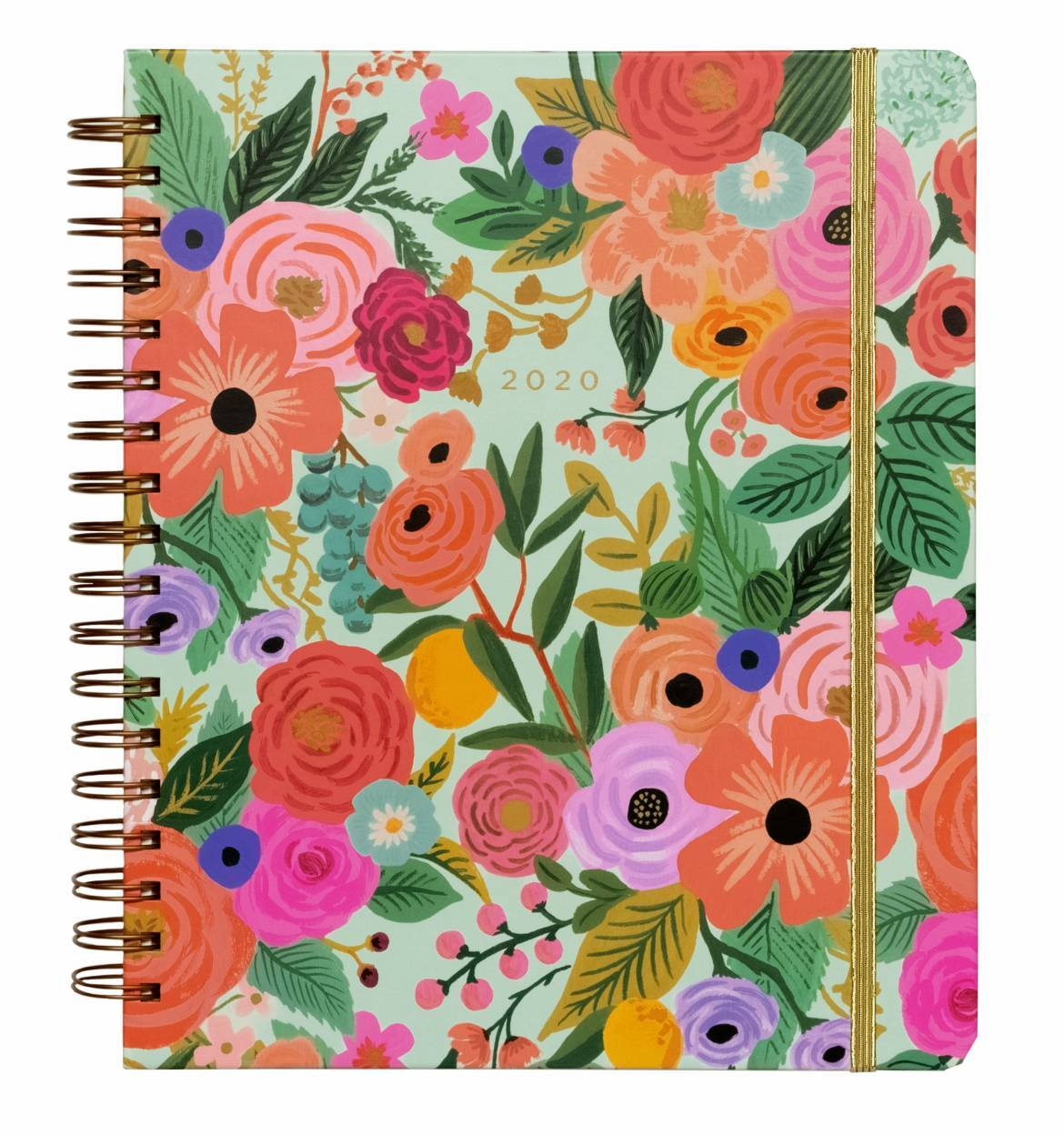 Image For Rifle Paper Co - 2020 Planner - Garden Party