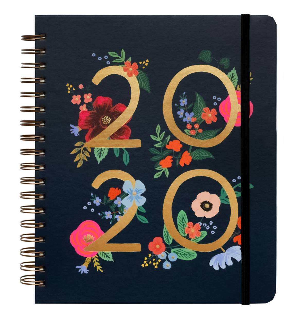 Image For Rifle Paper Co - 2020 Planner - Wild Rose