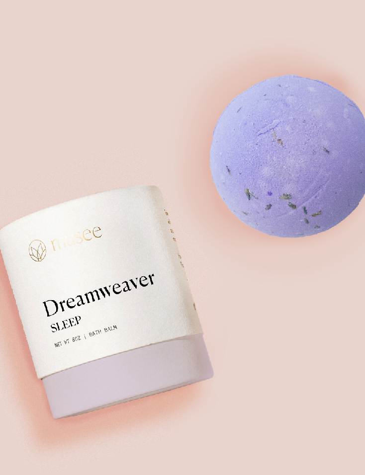 Image For Musee - Therapy Bath Balm - Dreamweaver