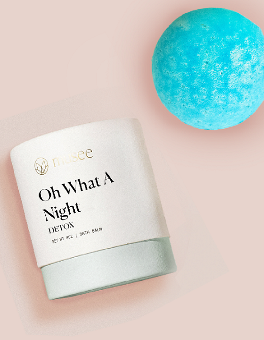 Image For Musee - Therapy Bath Balm - Oh What A Night