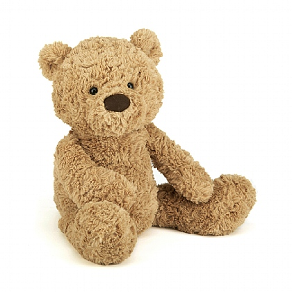 Image For JellyCat - Bumbly Bear - Medium