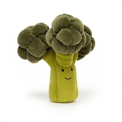 Image For JellyCat -Vivacious Vegetable - Broccoli