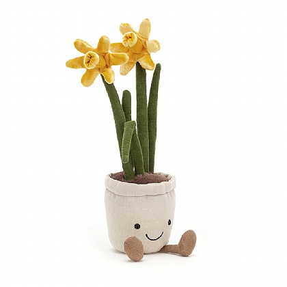 Image For JellyCat - Amuseable - Daffodil