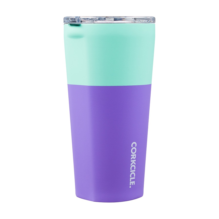Image For Corkcicle - 16 oz Tumbler - Mint Berry