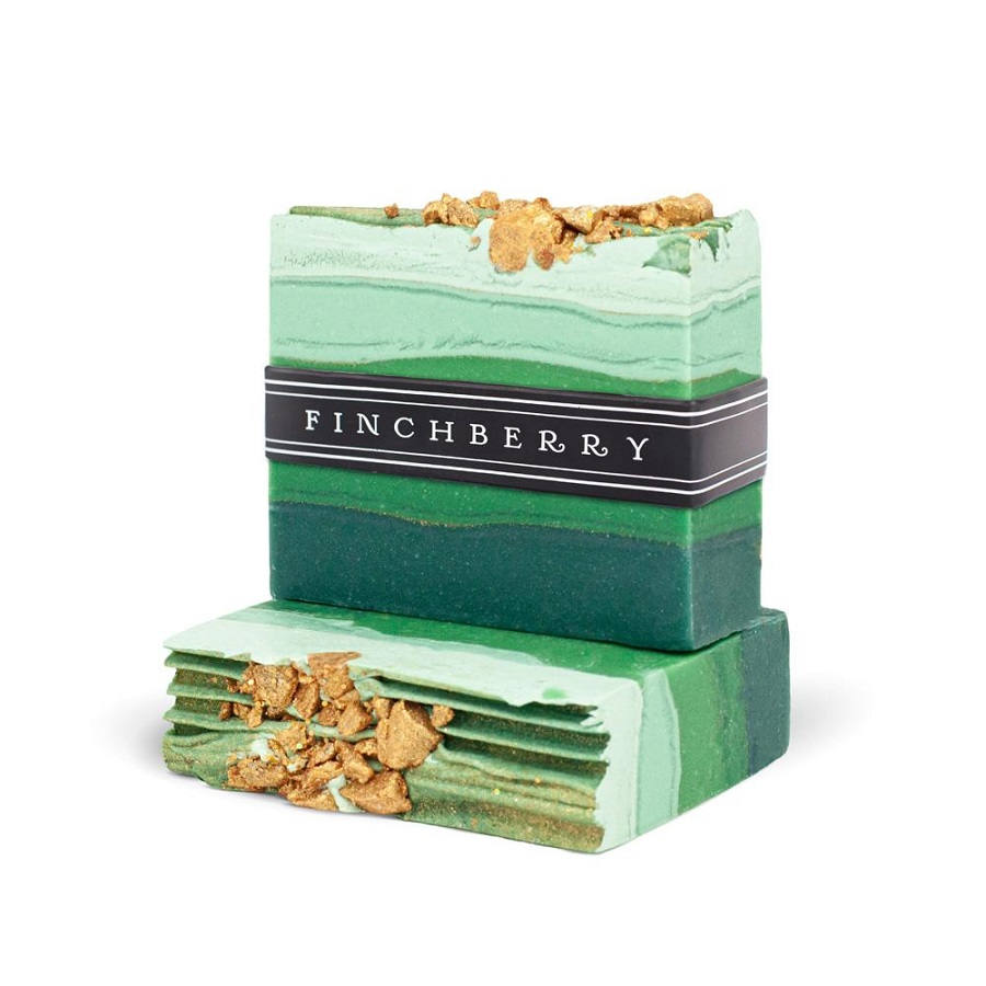 Image For Finchberry - Vegan Soap - Emerald