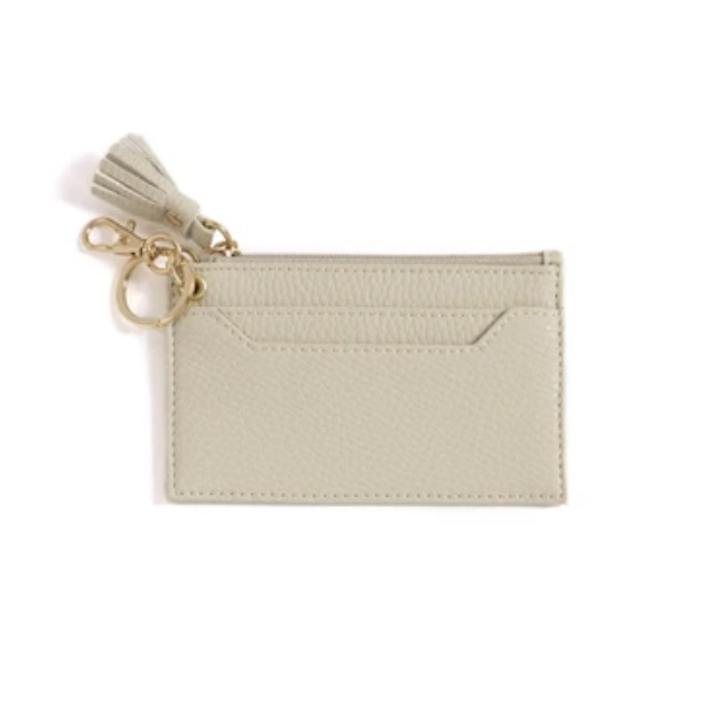Image For Shiraleah - Gigi Card Case - Ivory