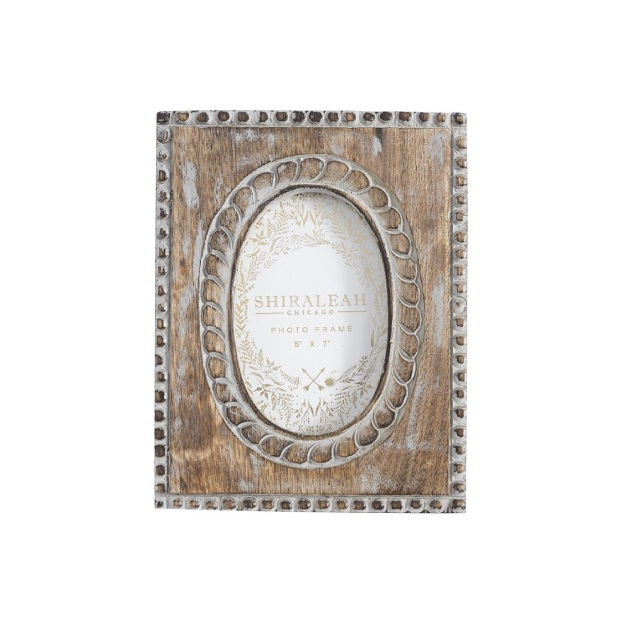 "Image For Shiraleah - 4"" x 6"" Frame - Marais Oval"