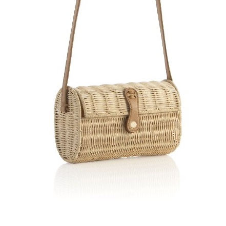 Image For Shiraleah - Cross Body Bali - Natural