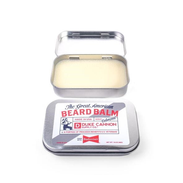 Image For Duke Cannon – Beard Balm – Budweiser