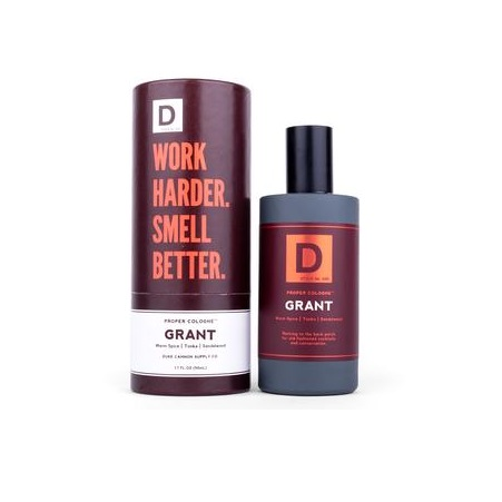 Image For Duke Cannon – Cologne Liquid – Proper Grant