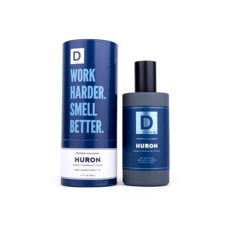 Image For Duke Cannon – Cologne Liquid – Proper Huron
