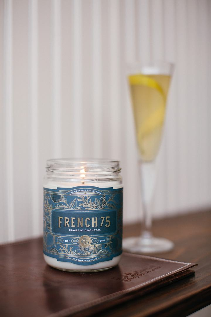 Image For Rewined - Cocktail Collection - French 75